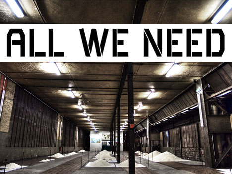 All We Need Exhibition