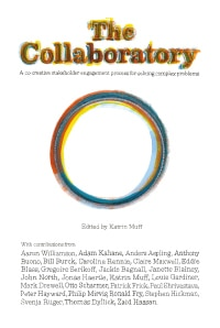 The Collaboratory book cover
